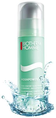 Hidrantante masculino de Biotherm