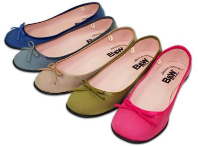 Color block en los pies