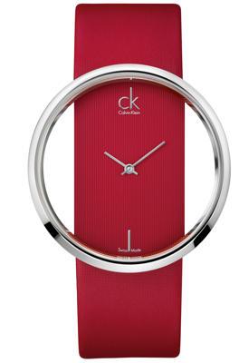 Calvin Klein y el rojo