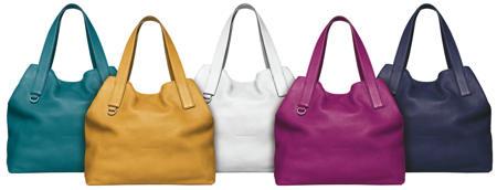 Colores vibrantes de Coccinelle