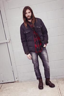 Denim invierno 2012 de Wrangler