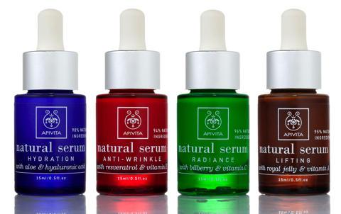 4 serums de Aptivita