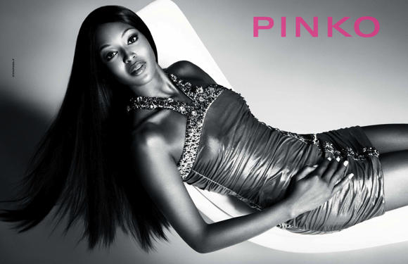 Naomi Campbell y PINKO
