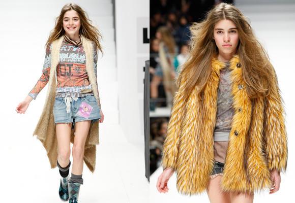 Moda joven de Custo 2012/13