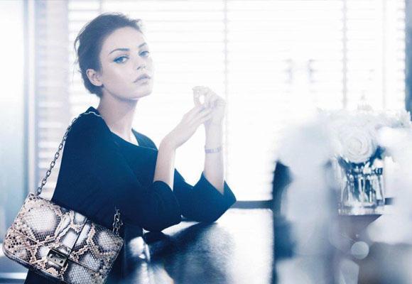Mila Kunis - Dior