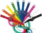 Mecanismo suizo de colores