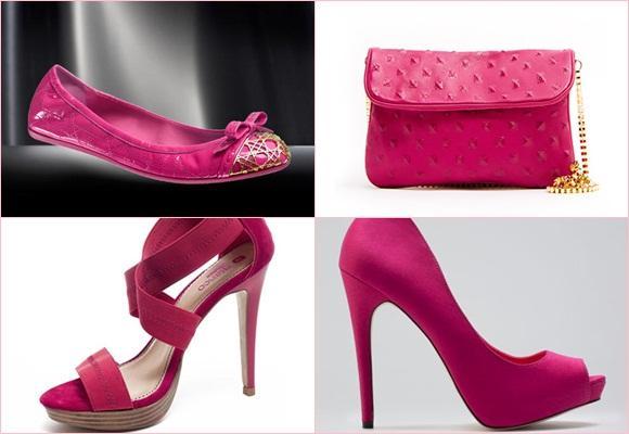 Rosa fucsia... ¡Atrévete con el color más chic!