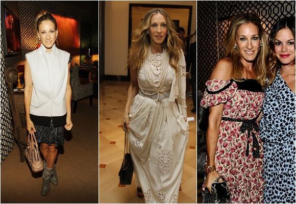 Sarah Jessica Parker, la neoyorquina más fashion