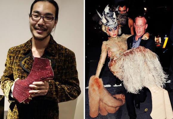 Descubrimos al zapatero de Lady Gaga