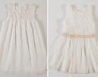 Vestidos de niña para bodas y comuniones
