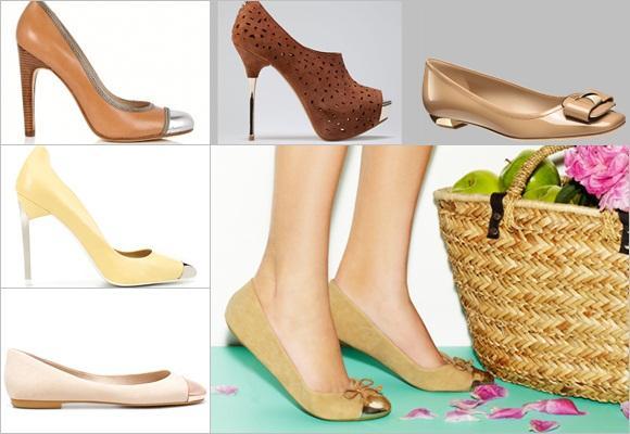 ¡Mis adorados zapatos! Nuevas tendencias de primaver