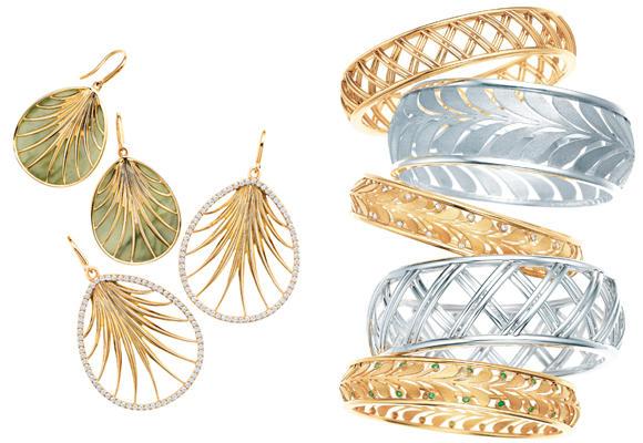 Jardines, Picasso y joyas de Tiffany