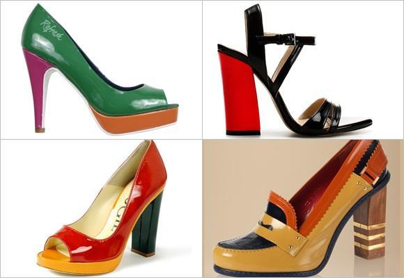 ¡Mis adorados zapatos! Nuevas tendencias de primavera