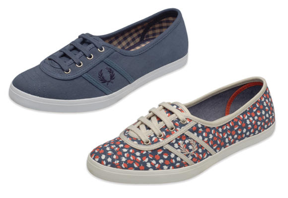 Loneta floral de Fred Perry