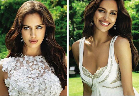 Irina Shayk, la modelo exótica que surgió del frío