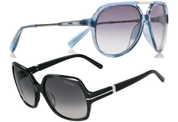 Gafas de sol de Karl Lagerfeld