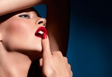 Unos labios para el pecado