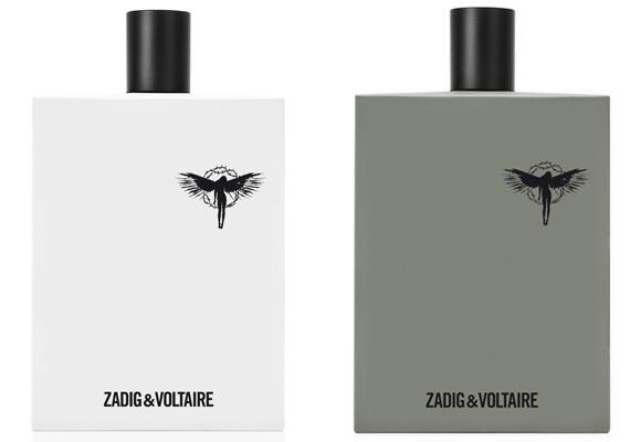 Fragancia rockera de Zadig & Voltaire