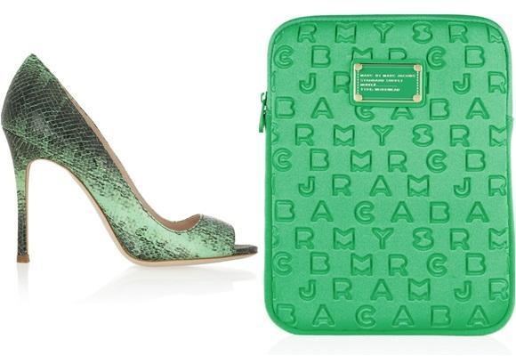 Verde esmeralda, un color lleno de glamour