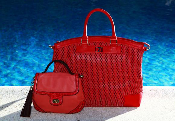 Elegantes bolsos de 71Settantuno
