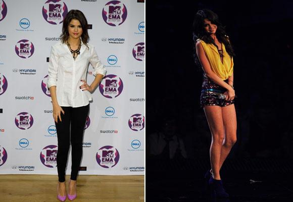 Selena Gómez, de estrella infantil a cantante de moda