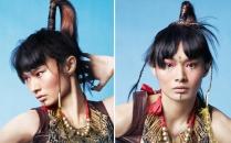 Peinados tribales