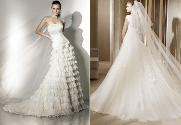 como elegir el velo de la novia - moda nupcial - foro bodas