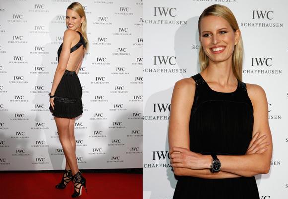 Karolina Kurkova, la top model