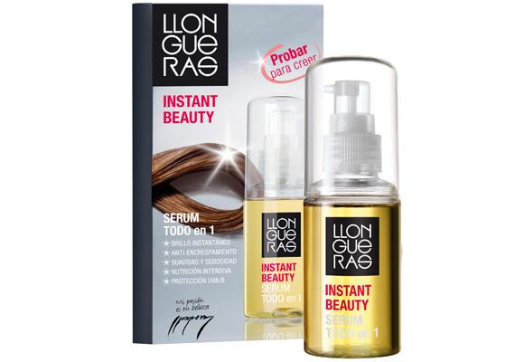 Dos productos diferentes, un cabello radiante