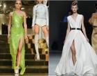 Faldas con raja: moda para seducir