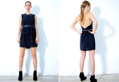 Deslumbra con vestidos de Mayka Ayong