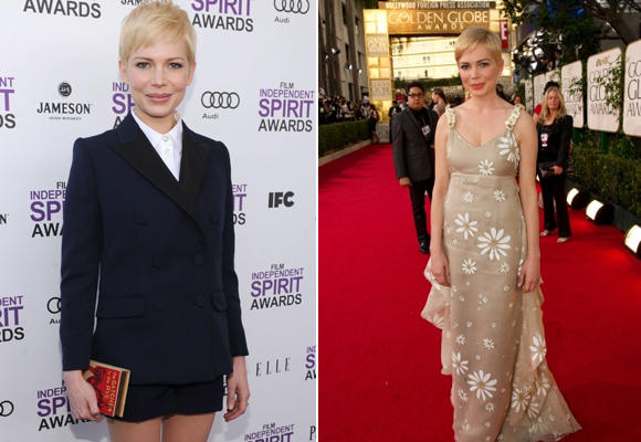 Michelle Williams, así se forja una trendsetter