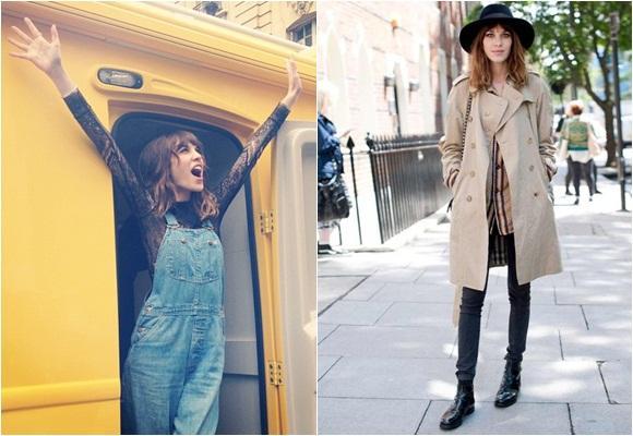 """Alexa Chung, de modelo a """"it-girl"""""""