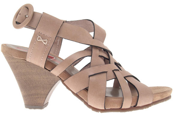 Sandalias cómodas de Callaghan