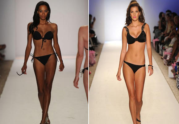 Bikini negro: las 3 tendencias del verano