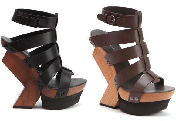Sandalias romanas de infarto