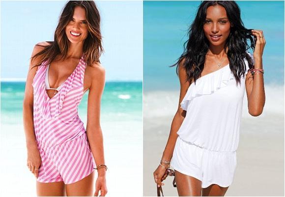 Qué llevar sobre el traje de baño o bikini
