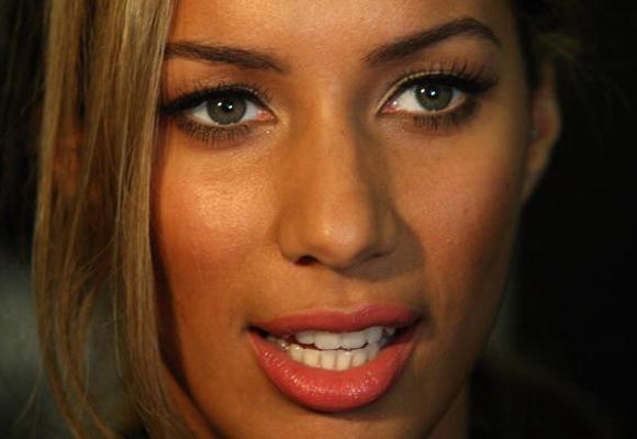 Leona Lewis, un rostro exótico