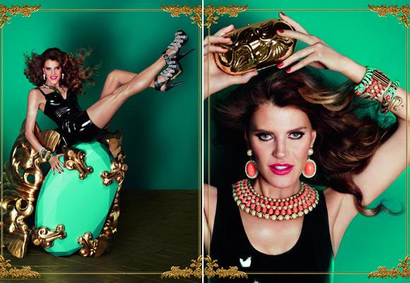 Anna Dello Russo y H&M