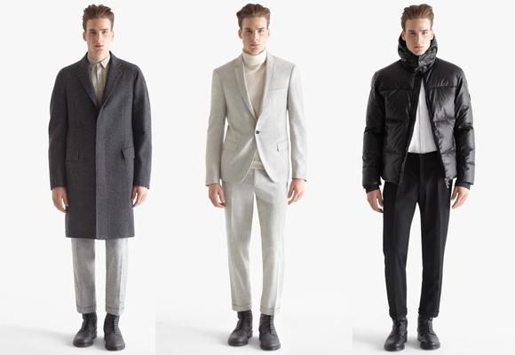 Hombres minimalistas con Calvin Klein