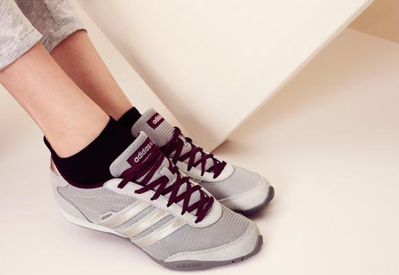Deportivas de Oysho y Adidas
