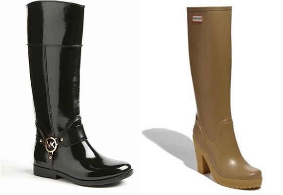 Cómo ir fashion aunque llueva