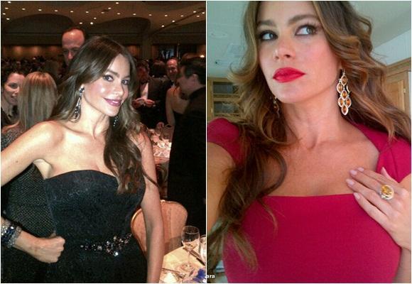 Sofía Vergara: talento, simpatía y belleza
