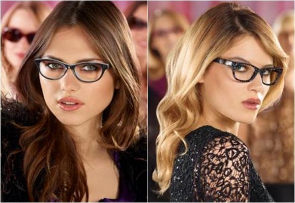 Potenciar la mirada si llevas gafas