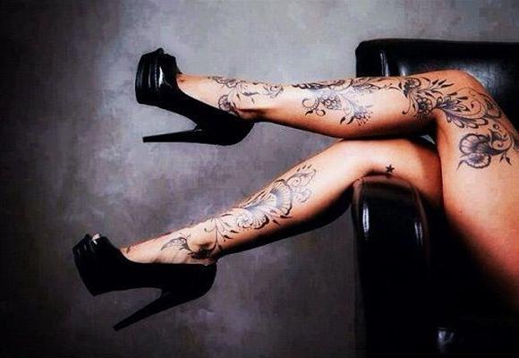 Cuidado de la piel con tatuajes