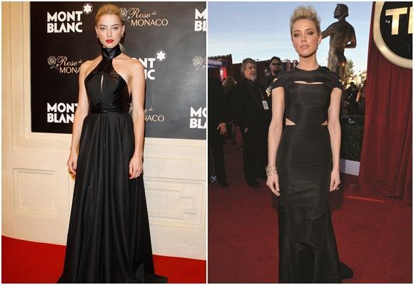 La sexy Amber Heard