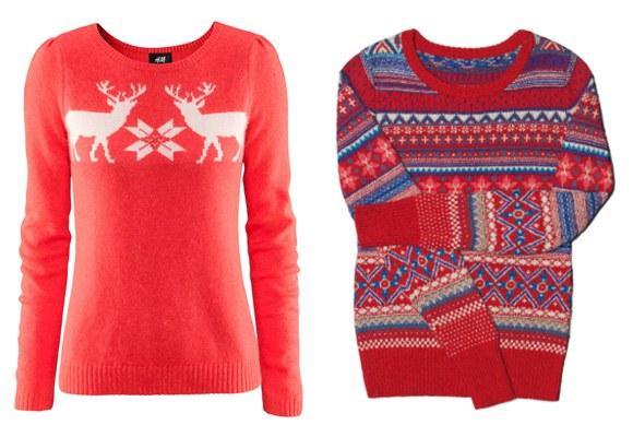 Jerseys para las vacaciones de invierno