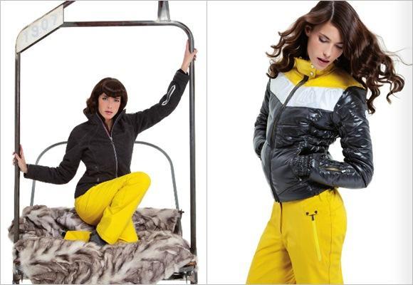 Moda esquí 2012-2013