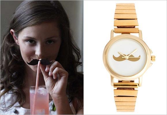 Diseños de bigotes en moda