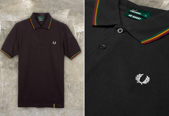 No Doubt para Fred Perry